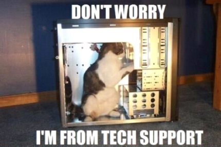 Cheap basic IT support :) (home visits)
