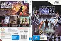 Star Wars The Force Unleashed for Wii