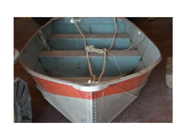 1996 Other 12 Foot Aluminum-Sterling Fishing Boat