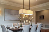 Barrie Surrounding Finish Carpenter, Crown Moulding, Wainscoting