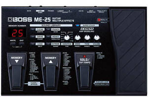 BOSS ME25 *** NEW PRICE ***