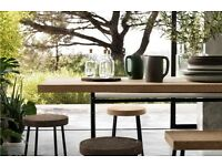Ilse Crawford Cork Table SINENRLIG Ikea Collection Discontinued £200 ONO