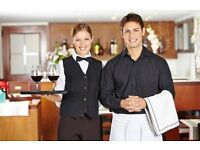 Experienced Waiters and Waitresses Required (RESTAURANT)