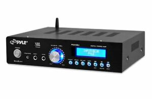Pyle Bluetooth Stereo Amplifier / Receiver 200W (NEW) $159.99