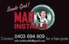 MAD Installs - Professional Car Audio Installations: O403.694.609 Carramar Fairfield Area Preview