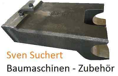 Schnellwechsler System MS01 SW01 ohne Aufnahme Unterteil Rohteil Rohling