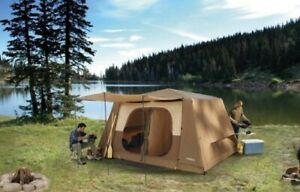 Windriver easy up cabin tent 8 person