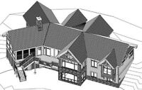 Single Family Design and Drafting service