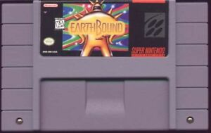 Earthbound for Super Nintendo