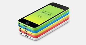 iPhone 5C 16GB BLUE PINK WHITE YELLOW FACTORY UNLOCKED