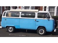Reliable 1974 Campervan for sale