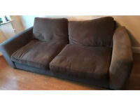Heals four seater sofa delivery