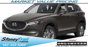 2018 Mazda CX-5 GS GS AWD - UPGRADED I-ACTIV PACKAGE / SUNROO...