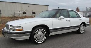 White 1994 Buick PkAve for sale