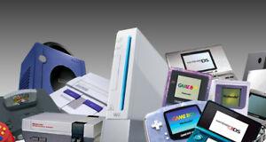 Recherche Jeux Videos Nintendo pour ma collection