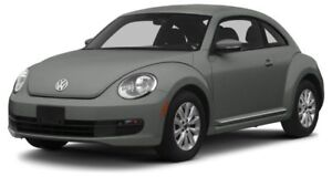 2013 Volkswagen Beetle 2.0 TDI Highline