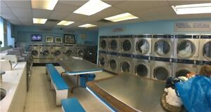 Profitable Dry Clean Depot + Unattended Coin Laundry for Sale