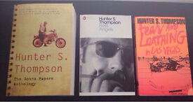 Hunter S Thompson Collection