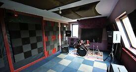 Block booking Needed (Music Rehearsal Rooms) Wilder Studios