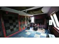 Block booking Needed (Music Rehearsal Rooms) Wilder Studios