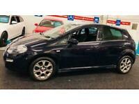 2013 Fiat Punto 1.2 GBT 5d 69 BHP Hatchback Petrol Manual