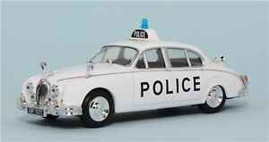 DeAgostini 1:43 Jaguar MK II UK police 1959 serie Police cars of the world