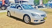 2011 Toyota Aurion GSV40R 09 Upgrade AT-X Silver Ash 6 Speed Auto Sequential Sedan Inverell Inverell Area Preview