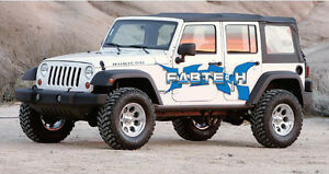 Jeep lifts from ONLY $1099 INSTALLED!! Edmonton Edmonton Area image 1