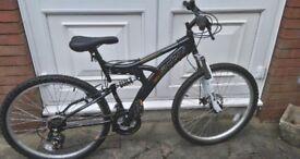 Activ Raleigh Mountain Bike