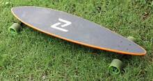 Skateboard, Z-flex 76 longboard, pintail Nambour Maroochydore Area Preview