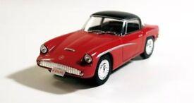 Syrena Sport 1/43 - DeAgostini - Cult Cars of PRL Die-cast Car Model SEALED