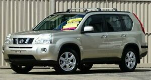 2007 Nissan X-Trail T31 TI (4x4) Gold 6 Speed CVT Auto Sequential Wagon Lismore Lismore Area Preview