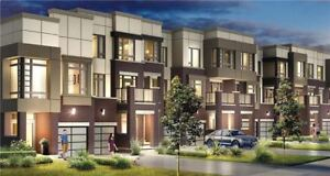 A Large 4 bed and 5 bath Townhouse in Markham