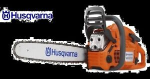 HUSQVARNA 460 Rancher - 24 Inch Chainsaw - BRAND NEW