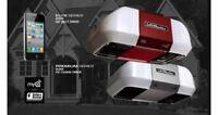 Brampton-Garage Doors Openers installation  9052910482