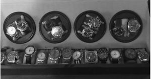 COLLECTION OF OVER 30 LOOK ALIKE WATCHES