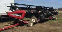 2008 Case IH 2162 Flex Header Draper Head