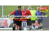 Love football? Hate being fat? Then read on