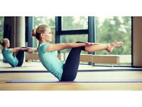 Private Pilates gym Lessons