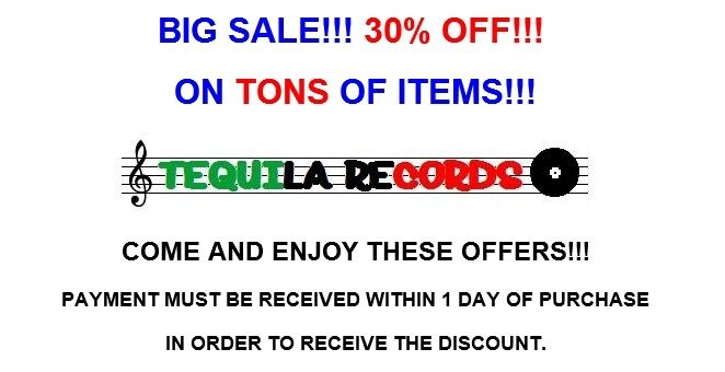 TEQUILA RECORDS