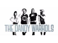 The Dandy Warhols @ The Roundhouse in Camden March 4th 2017
