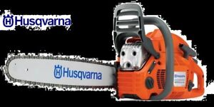 HUSQVARNA 455 Rancher - 20 Inch Chainsaw - BRAND NEW