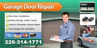 Skilled Garage Door Repair Service