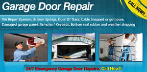 Over 5 Years Of Experience In Garage Doors Repair And Services Cambridge Kitchener Area image 10