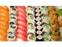 Sushi Shop Manager