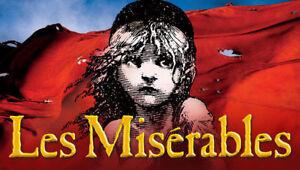 Les Miserables Southern Alberta Jubilee SUN Jul 22 7:30PM