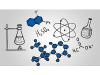 Chemistry Tuition for GCSE and A-level