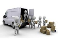 Cheap man with van house removal collection and delivery service