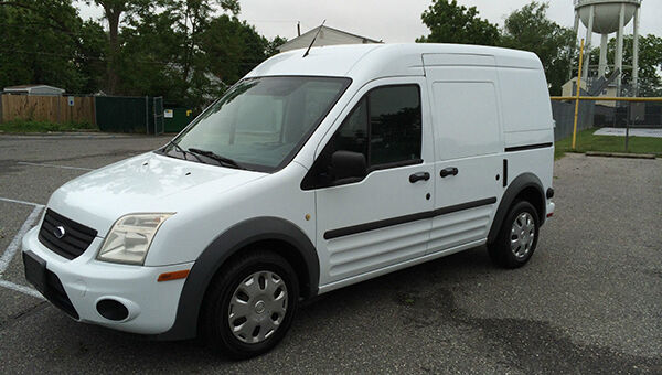 Ford Transit Van Buying Guide