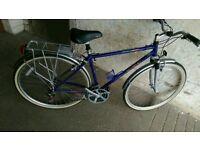 Ladies city bike (Hybrid) Raleigh Sport 200